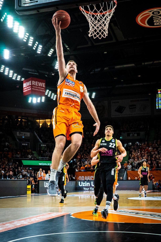 Zoran Dragic war mit 29 Punkten erneut Topscorer. Foto: Alexander Fischer