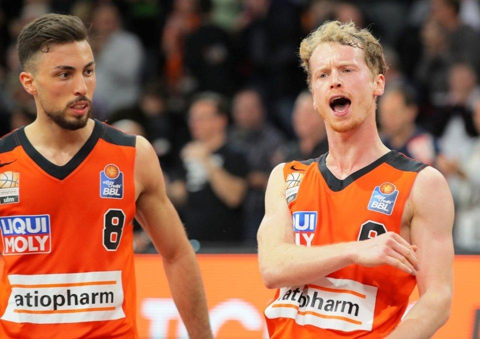 Per Günther stellte mit 6/7 Dreiern seinen Bundesligarekord ein. Foto: Florian Achberger