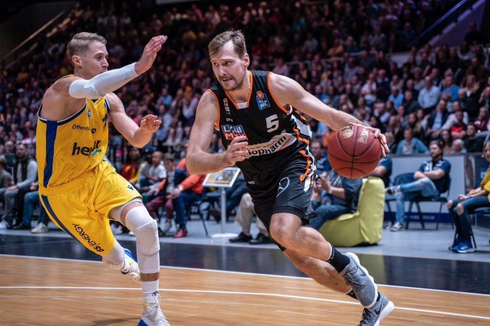 Zoran Dragic gelangen 16 Punkte - 14 davon in der ersten Hälfte.  Foto: SoulClap Media