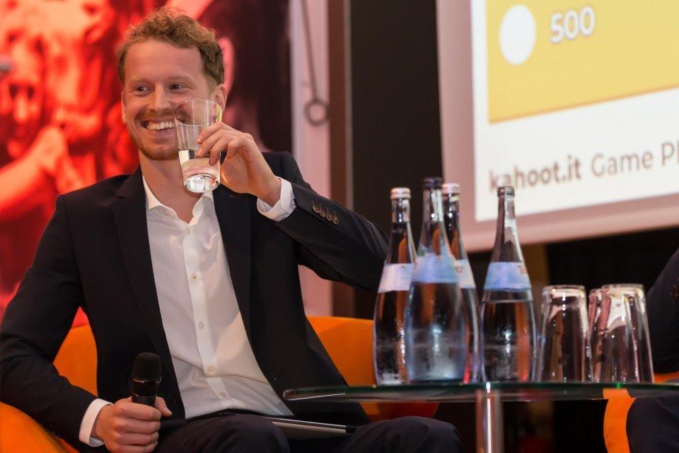 Per Günther freut sich auf die Saison 2019/20. Foto: Harry Langer
